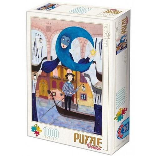 Venice - Kürti Andrea, D-Toys puzzle 1000 pc