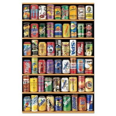 Cans, Educa Mini Puzzle 1000 pc