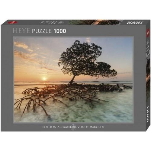 Red Mangrove, Heye - Edition Humboldt puzzle, 1000 pc