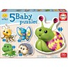 Educa Baby puzzles, The Surrounding Fauna, 3-4-5 pieces