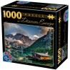 Pragser Wildsee - South Tyrol, D-Toys puzzle 1000 pc