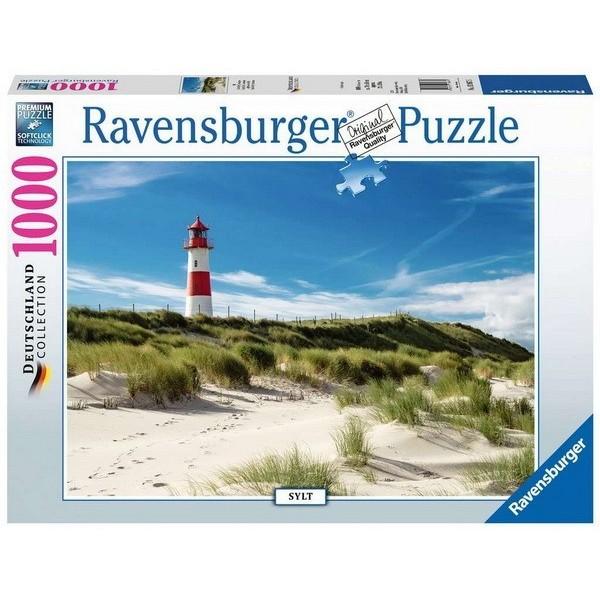 Sylt - Deutschland Collection, Ravensburger Puzzle 1000 pc