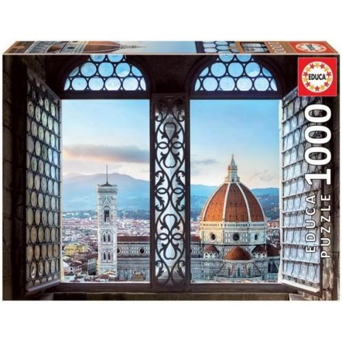 Views of Florence, Educa puzzle 1000 pcs