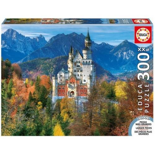 Neuschwanstein Castle, Educa XXL puzzle 300 pc