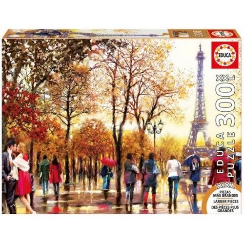 Eiffel Tower, Educa XXL puzzle 300 pc