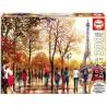 Eiffel-torony ősszel, Educa 300 darabos senior XXL puzzle