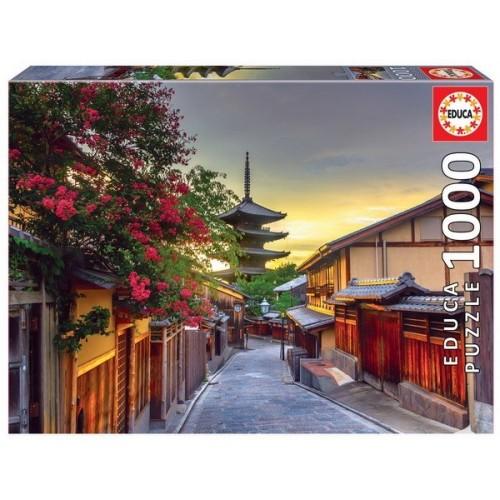 Yasaka Pagoda - Kyoto, Educa puzzle 1000 pcs