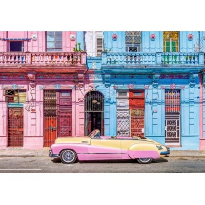 Old Havana, Castorland Puzzle 1000 pc