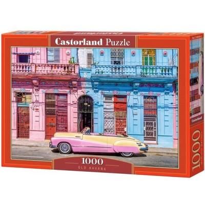 Havanna, Castorland Puzzle 1000 darabos képkirakó