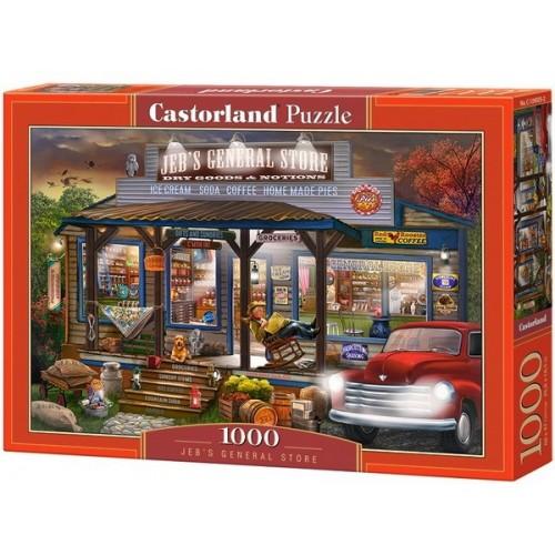 Jeb's General Store, Castorland Puzzle 1000 darabos képkirakó