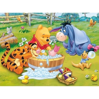 Malacka fürdőzik, 30 darabos Trefl puzzle