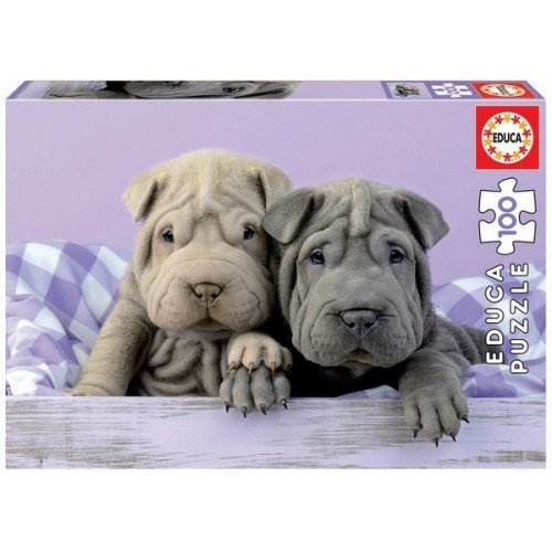 Too early to get up, Educa puzzle 100 pc