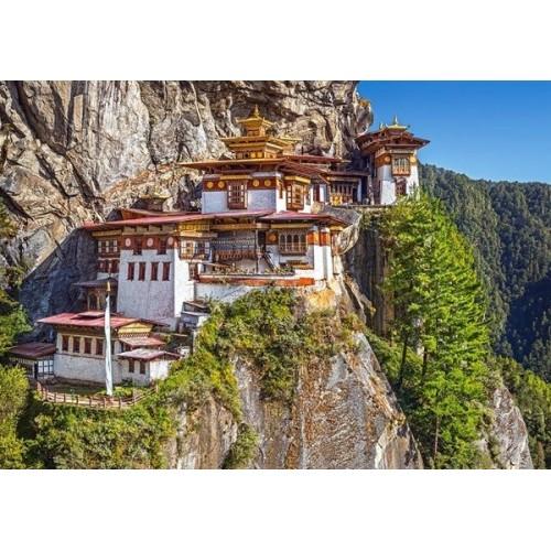 Paro Taktsang - Bhutan, Castorland Puzzle 500 pcs