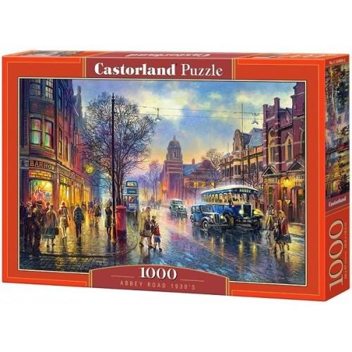 Abbey Road - 1930's, Castorland Puzzle 1000 pc