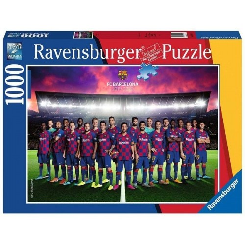 Fc Barcelona 2019-2020, Ravensburger Puzzle 1000 pc
