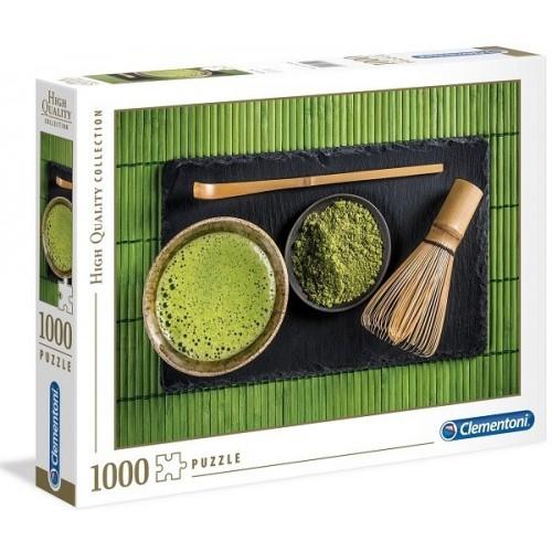 Matcha Tea, Clementoni puzzle, 1000 db pcs