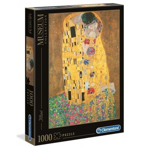 A csók - Gustav Klimt, Clementoni 1000 darabos puzzle