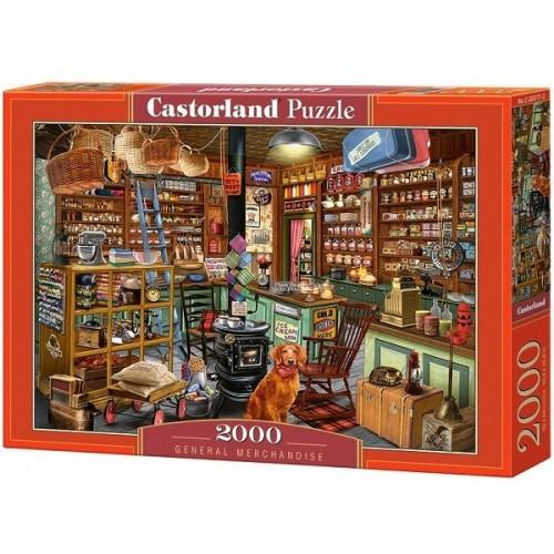 General Merchandise, Castorland puzzle 2000 pc