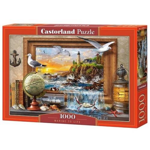 Marine to Life, Castorland Puzzle 1000 pc