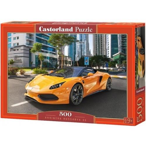 Arrinera Hussarya 33, Castorland Puzzle 500 pcs