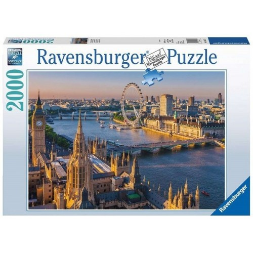 Atmospheric London, Ravensburger puzzle 2000 pc