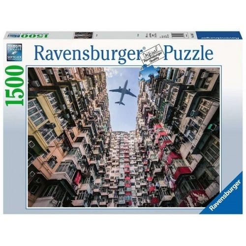 Hong Kong, 1500 darabos Ravensburger puzzle