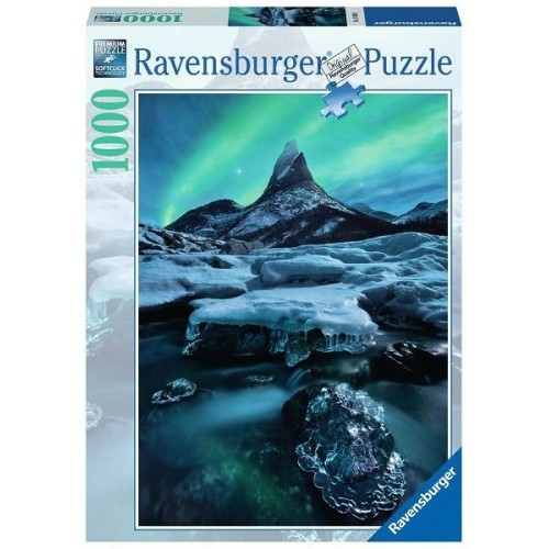 Stetind in North - Norway, Ravensburger Puzzle 1000 pc