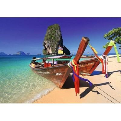 Phra Nang Beach - Krabi - Thailand, Ravensburger Puzzle 1000 pc
