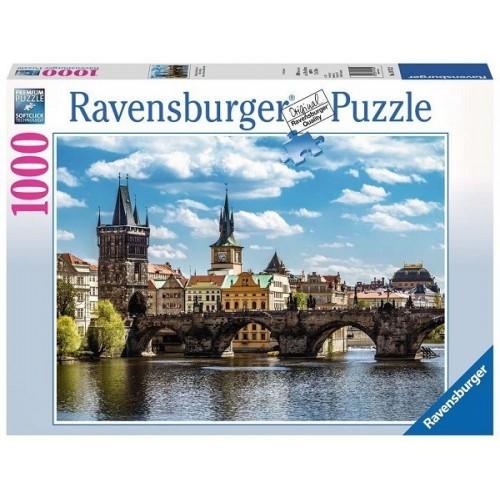 Károly híd - Prága, 1000 darabos Ravensburger puzzle