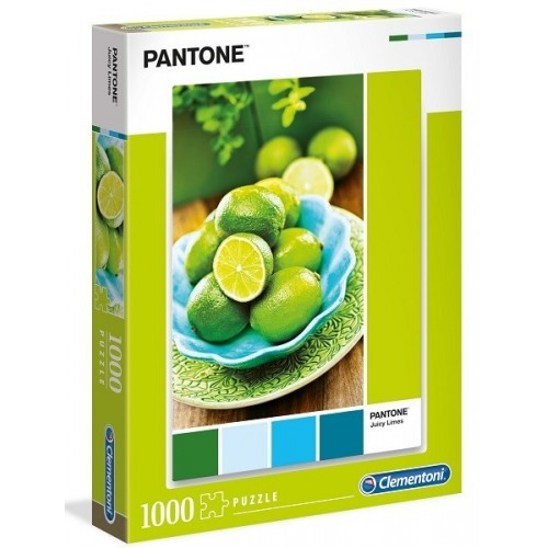Juicy Lime, 1000 darabos Clementoni puzzle
