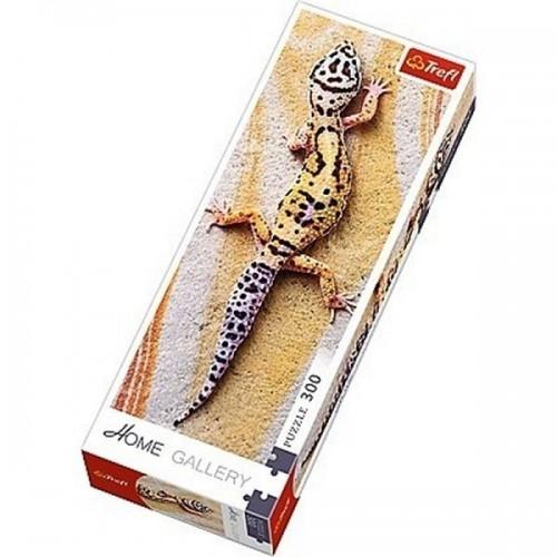 Basking lizard, Trefl puzzle 300 pc