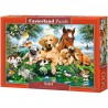 Summer Pals, Castorland Puzzle 500 pcs