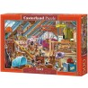 The Cluttered Attic, Castorland Puzzle 500 pcs