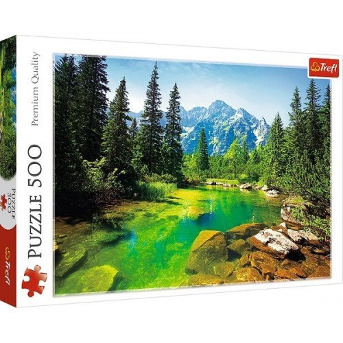 Tatra Mountains, Trefl puzzle, 500 pcs