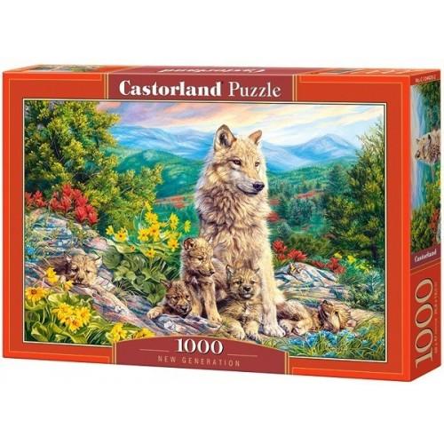 New Generation, Castorland Puzzle 1000 pc