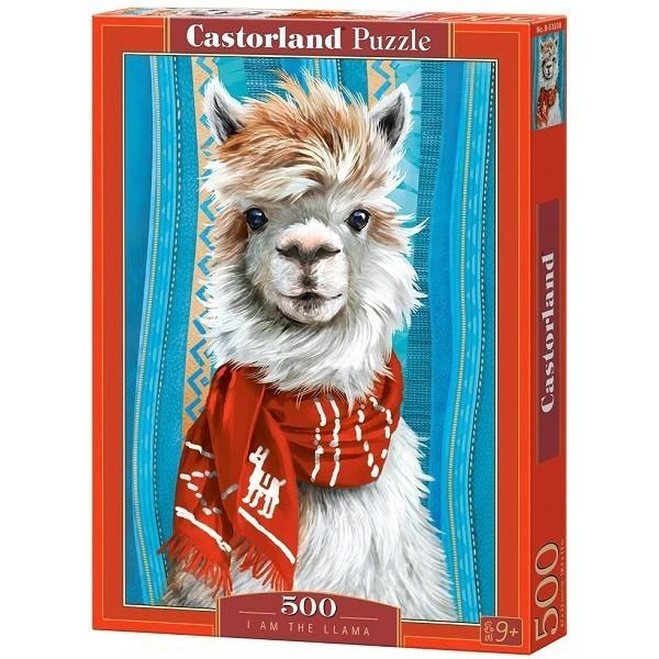 I am The Llama, Castorland Puzzle 500 pcs