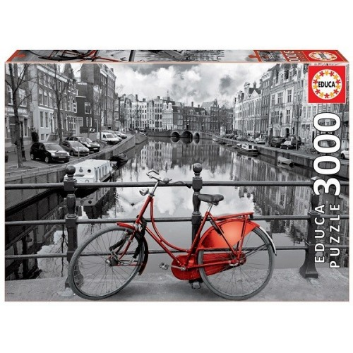 Amsterdam, Educa Puzzle 3000 pc