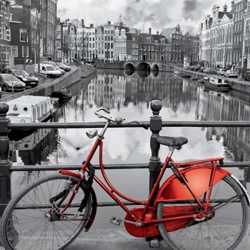 Amsterdam, Educa Puzzle 3000 darabos képkirakó
