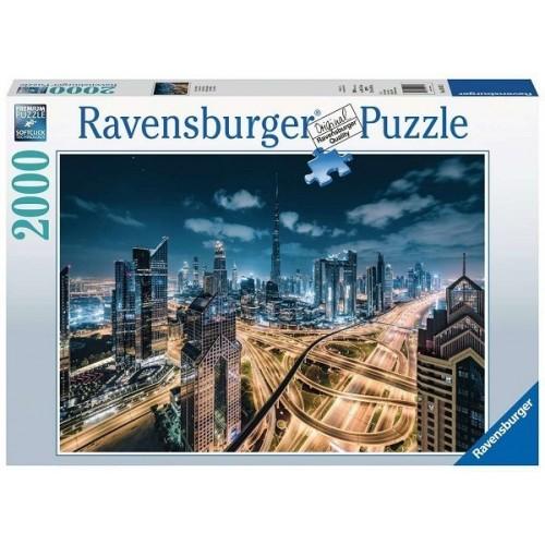 View of Dubai, Ravensburger puzzle 2000 pc