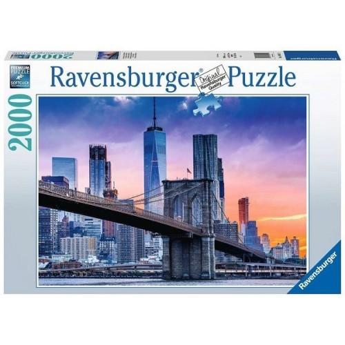 New York Skyline, Ravensburger puzzle 2000 pc