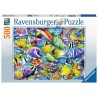 Halkavalkád, 500 darabos Ravensburger puzzle