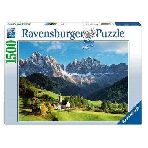 Italy's Dolomites, Ravensburger Jigsaw Puzzle 1500 pc