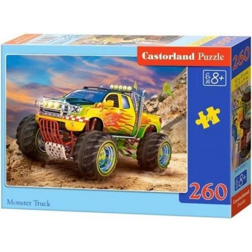 Monster Truck, Castorland Midi Puzzle 260pc