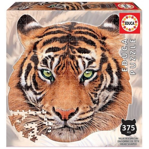 Tiger portrait, Educa puzzle 375 pc